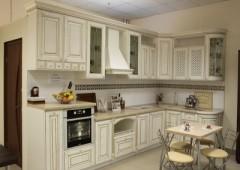Кухня из массива МД1