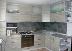 Кухня ламинированная ДСП Э1