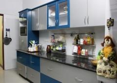 Кухня ламинированная ДСП Э6