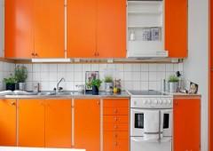 Кухня ламинированная ДСП Э8