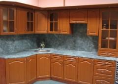 Кухня МДФ в пленке ПВХ КП4