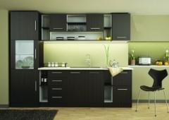 Кухня ламинированная ДСП Э7